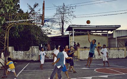 Manila Basketball