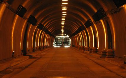 Manila tunnel