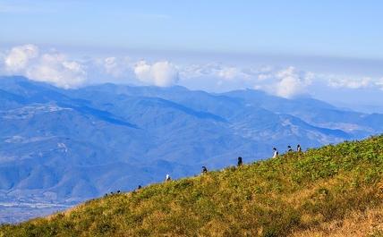 Doi Inthanon mountain