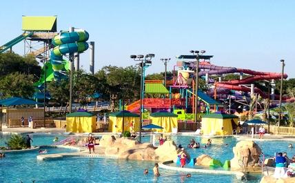San Antonio Aquatic Park
