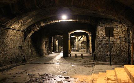Guanajuato tunnels