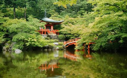 Water shrine