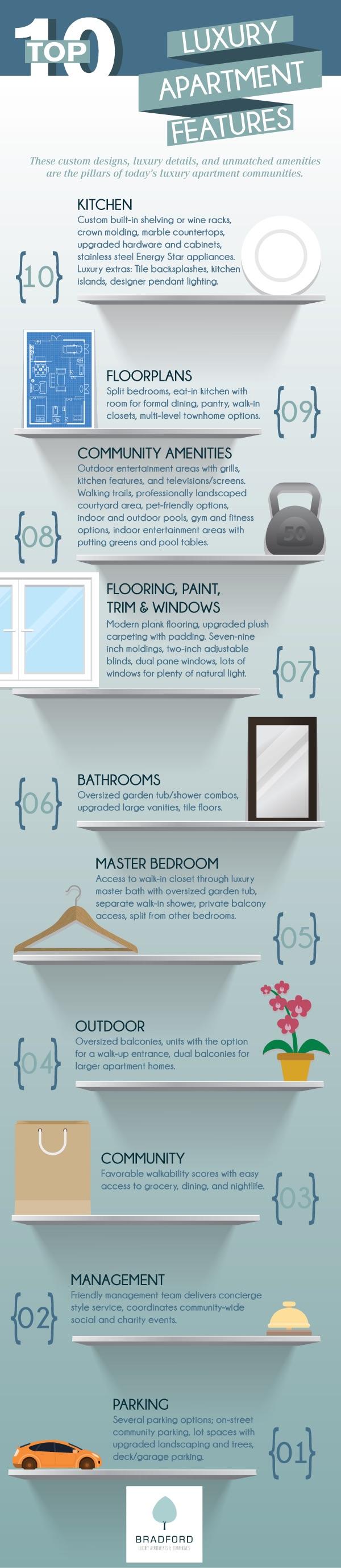 Luxury Apartment info