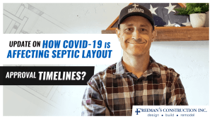 Septic Layout Approval for either a Custom Home or ADU