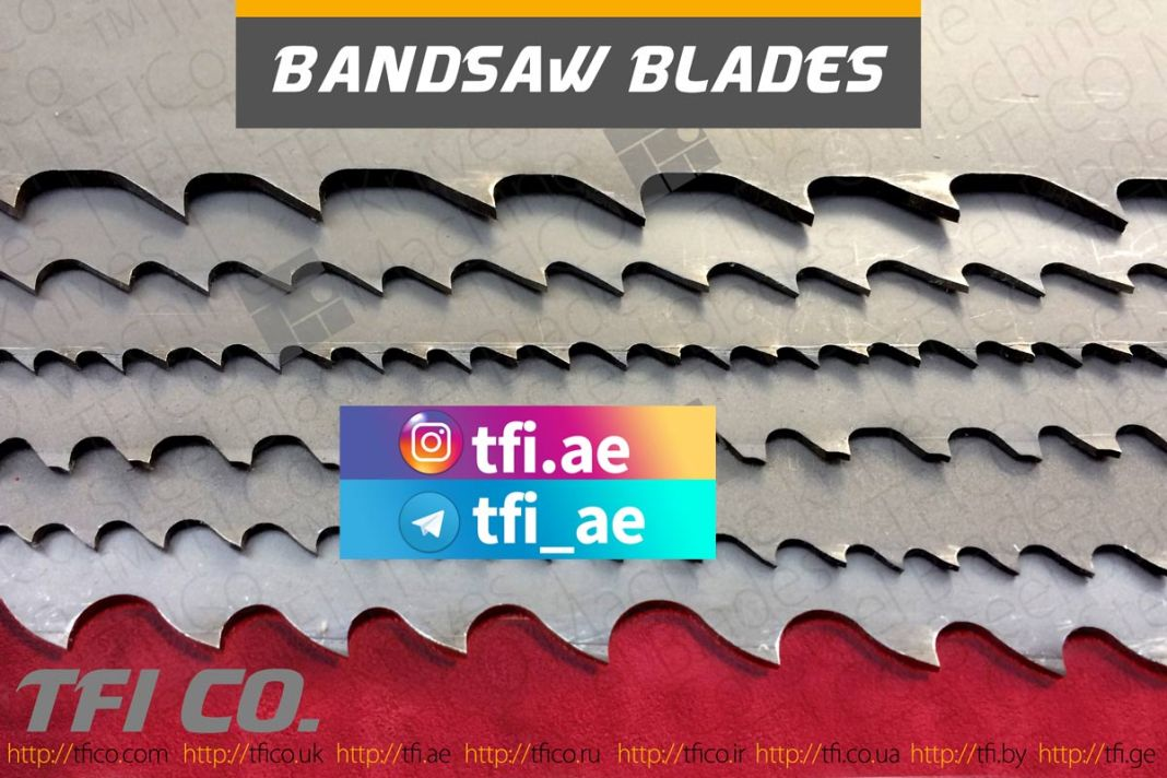 Meat Band Saw Blades   Machines & Tools   UAE
