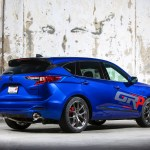 Most Powerful Rdx Yet Tuned Acura Rdx A Spec Makes 345 Horsepower For Sema Show News The Fast Lane Car