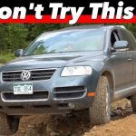 This One Simple Change Transformed Our Volkswagen Touareg Into An Off Road Monster Tough T Ep 3 The Fast Lane Car
