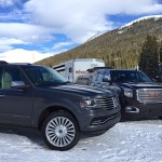 2015 Lincoln Navigator V Gmc Yukon Xl Denali V Extreme Towing Suv Ike Gauntlet The Fast Lane Truck