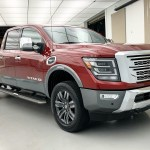 See The New 2020 Nissan Titan Xd In The Flesh All Details Are Coming Tomorrow The Fast Lane Truck