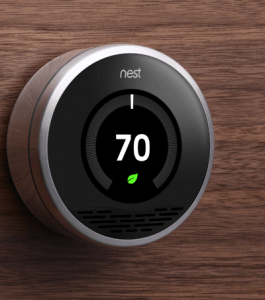nest learning thermostat long island