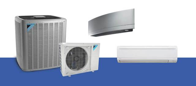 T.F. O'brien's family of HeatPump products