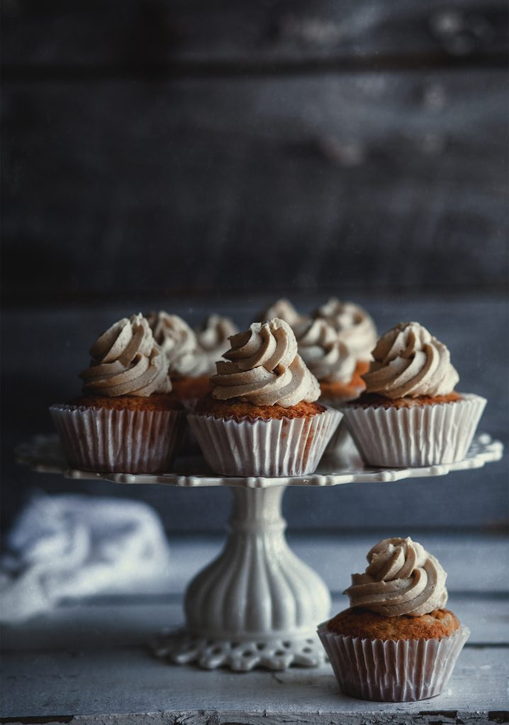 Cupcake 224 La Vanille Gla 231 Age Au Caramel Sal 233 Trois Fois