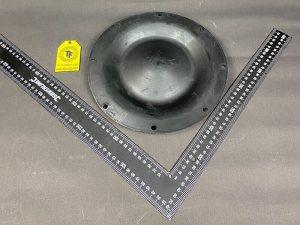 Dellmeco 1-40-50-08 Diaphragm