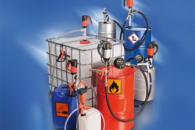 Authorised Flux Drum Pump Distributors