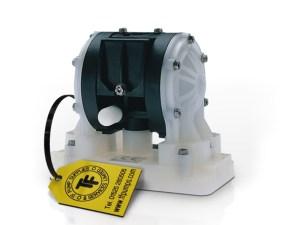 "Graco¨ D250A6 Huskyª 1/4"" Diaphragm Pump With Polypropylene Centre Section and PVDF Body (Poppet Valves"