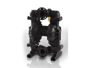 "Graco¨ 652185 Huskyª 3"" Diaphragm Pump With Aluminium Centre Section & Body (Buna Seats"
