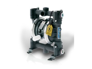 "Graco¨ 24N259 Huskyª 3/4"" Diaphragm Pump With Polypropylene Centre Section and Aluminium Body (316 Stainless Steel Seats"