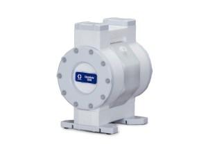 "Graco¨ Chemsafeª 1040 1"" Overmolded PTFE/PTFE/EPDM Air Diaphragm Pump - 24X423 - NPT Thread"