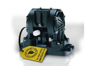 "Graco¨ D11026 Huskyª 1/4"" Diaphragm Pump With Polypropylene Centre Section and Acetal Body (Poppet Valves"