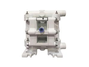 "Nomad 07-1161 PWR-FLO 1/4"" Diaphragm Pump With Polypropylene Centre Section & Body (Polypropylene Seats"