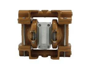 """Nomad 317214 PWR-FLO 1/4"""" Diaphragm Pump With Polypropylene Centre Section and Aluminium Body (Stainless Steel Seats"""