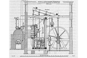 pump history in the 18th century