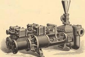 pump history 1857