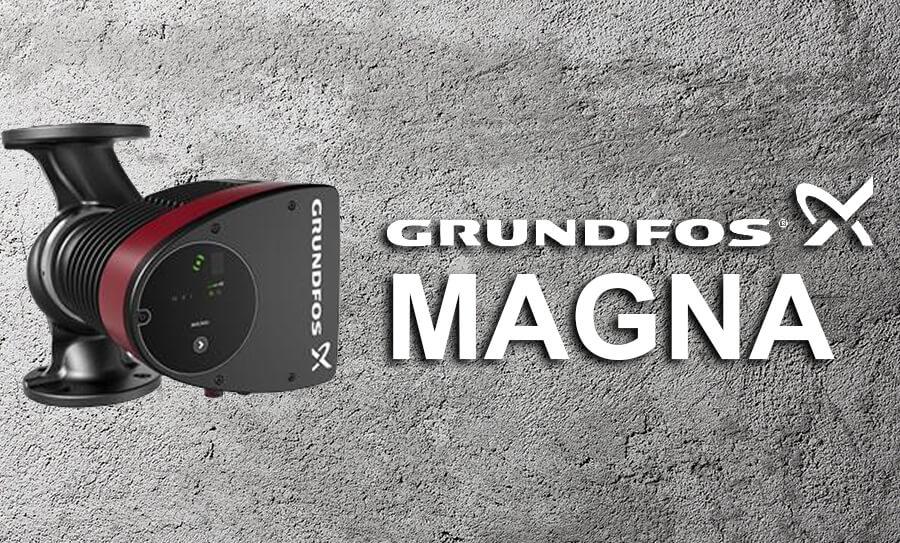 Grundfos Magna Circulator