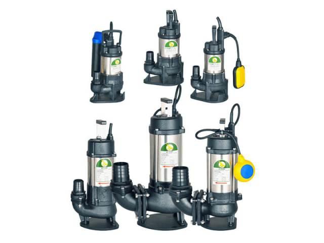 JS Submersible Sewage Pumps