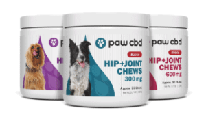 An image of CBD Hip + Joint Chews