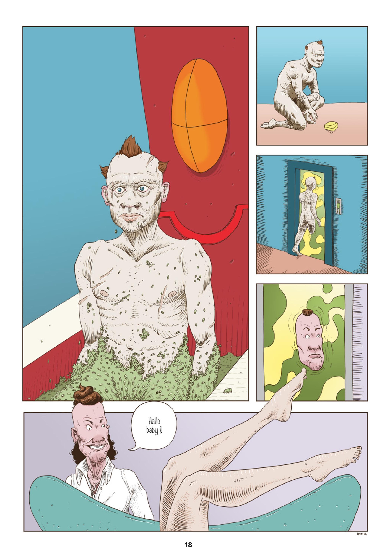 Wake up! | Interface page 16