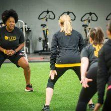 Training for Warriors - Greensboro