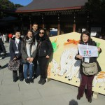 Tour Report on Jan. 20(Meiji Shrine and Harajuku)/Ueno Park Tour on Feb.11
