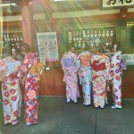 Shinto Deity Predicts Sakura Season, Asakusa Mar. 24th
