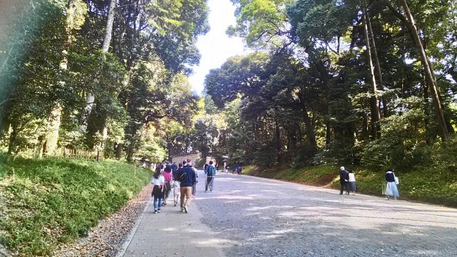 SHINTO DEITIES TO WELCOME THE NEW ERA, APR. 21 IN HARAJYUKU