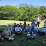 TOUR REPORT OF THE EAST GARDEN OF THE IMPERIAL PALACE ON MAY.25, 2019