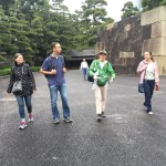 Enjoyed green in the heart of Tokyo: The East Garden of Imperial Palace Tour on June 29, 2019