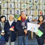 Meiji Shrine and Harajuku Tour on Feb. 2, 2020