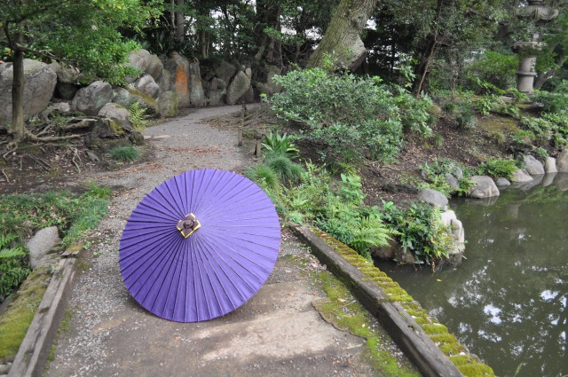 Tokyo Now #16: Traditional Japanese gardens in Tokyo (north-east area)