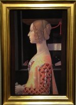 ジョヴァンナ・トルナブオーニの肖像