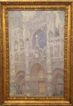 ルーアン大聖堂 クロード・モネ