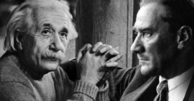 Einstein'in Atatürk'e Mektubunun Bugünkü Anlamı