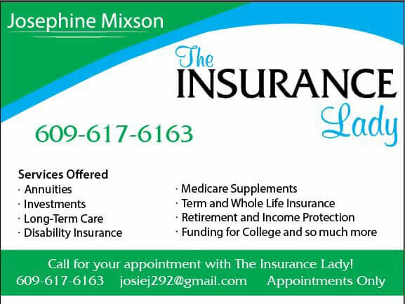 The Insurance Lady
