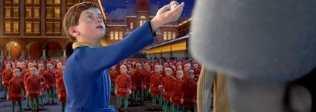 Daryl Sabara and Josh Hutcherson in The Polar Express (2004)
