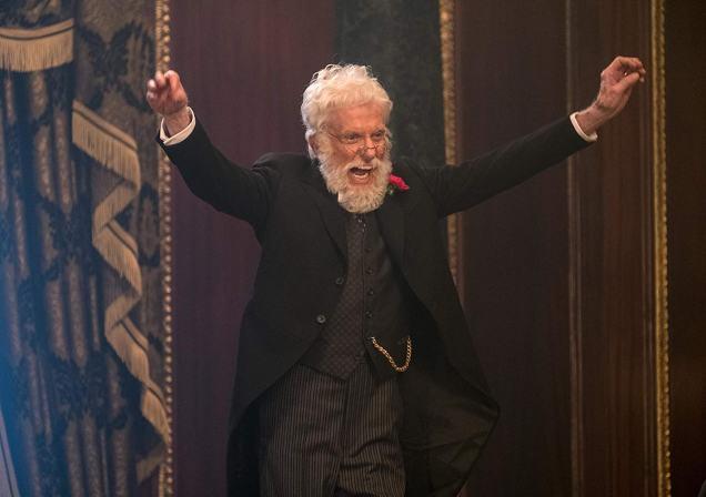 Dick Van Dyke in Mary Poppins Returns (2018)