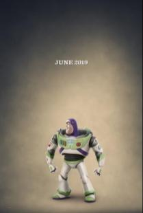 ToyStory4 Buzz Poster