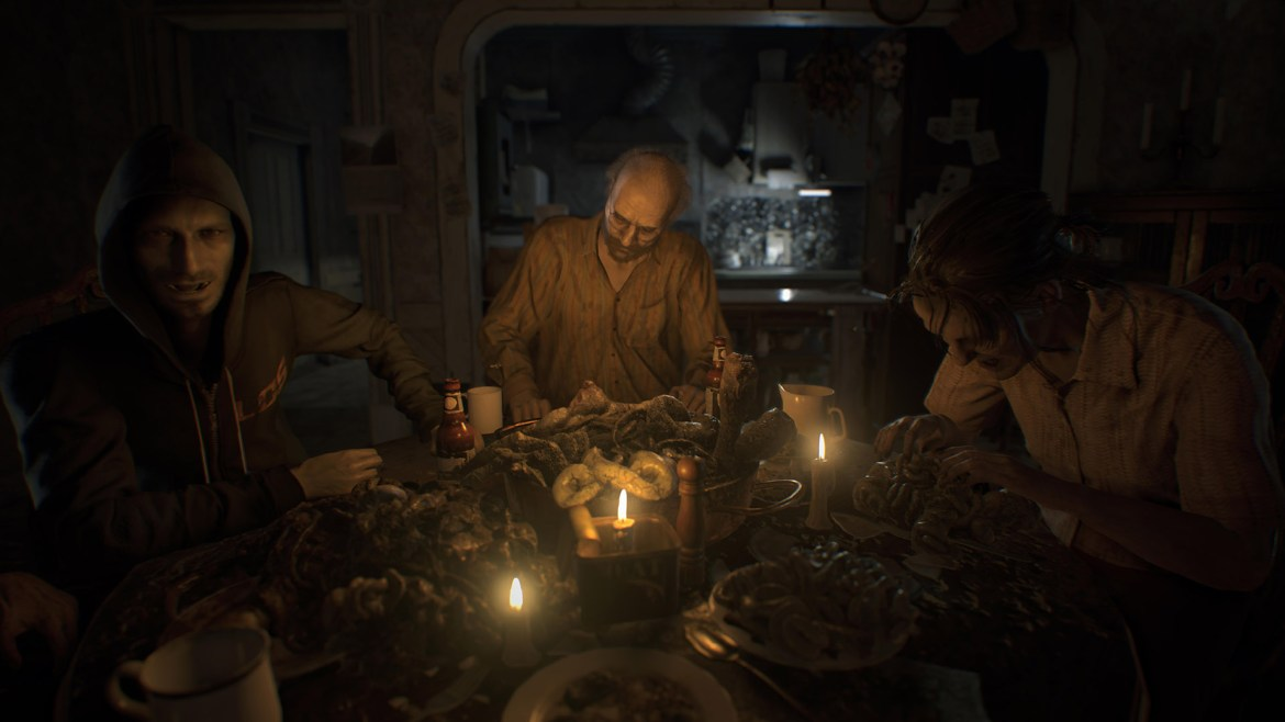 RE 7 new DLC teaser trailers
