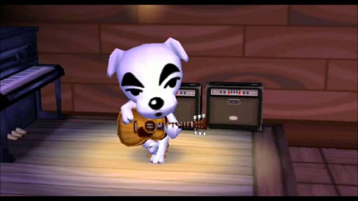 KK Slider de Animal Crossing