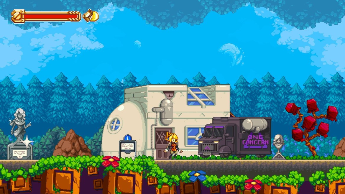 Iconoclasts One Concern Van