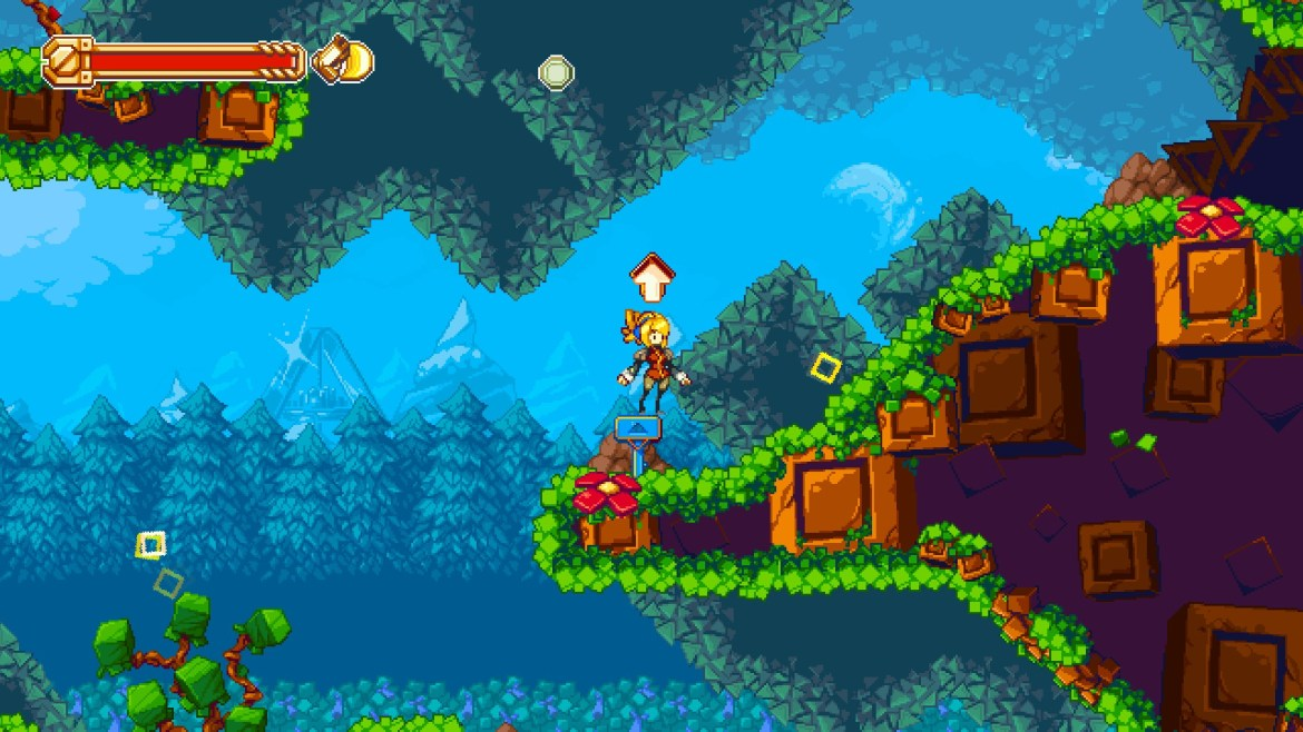 Iconoclasts Picking Up